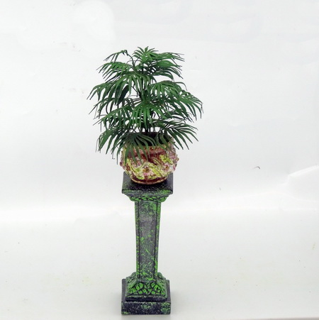 Handmade 12th scale dollhouse Fan Palm